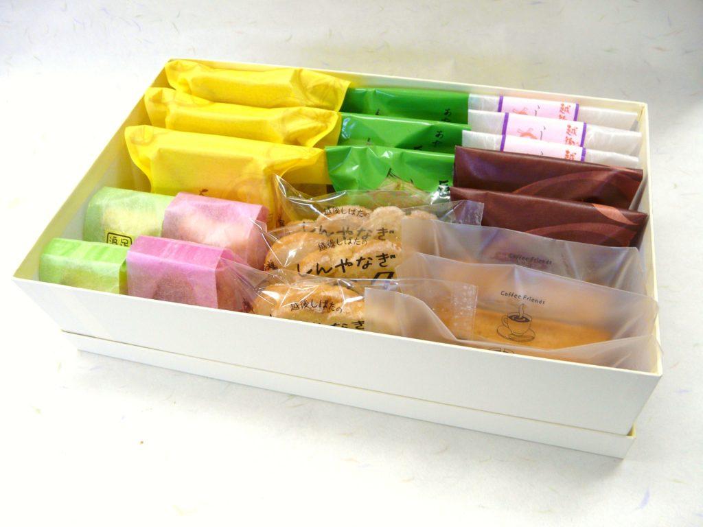 ギフト焼き菓子詰め合わせ3000円